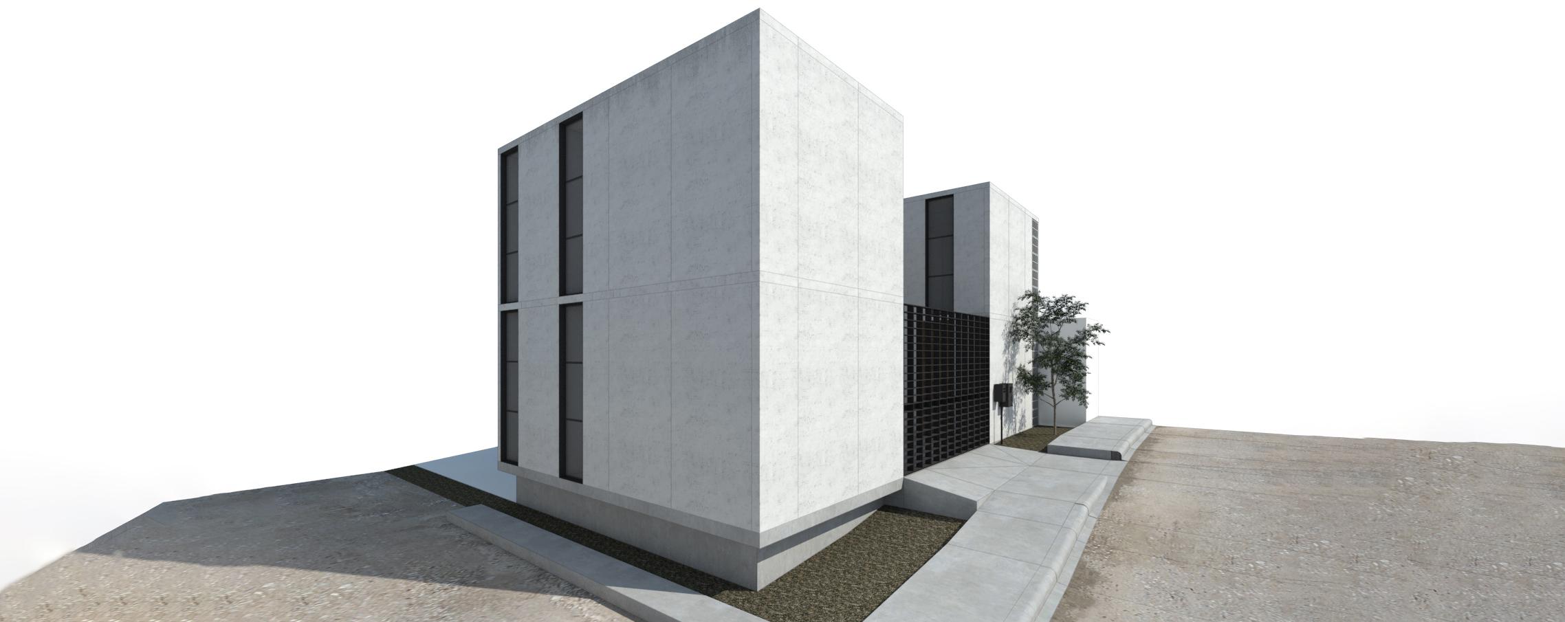 Perspectiva Casa Salazar